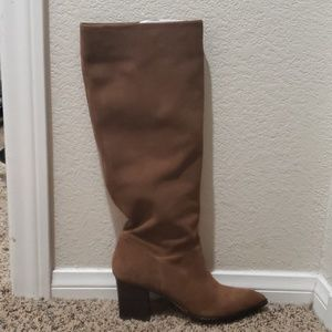 Sole Society knee high boots